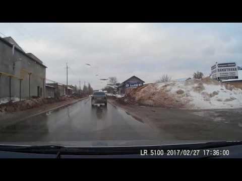 Авария в Липецке