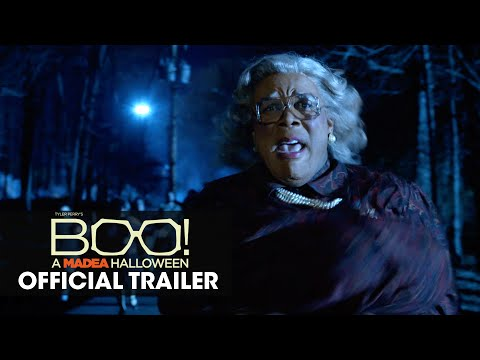 Boo! A Madea Halloween (2016 Movie – Tyler Perry) Official Trailer – 'Trick Or Treat'