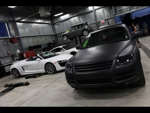 VAG Motorsport New Facility Open House by VAGScene.com