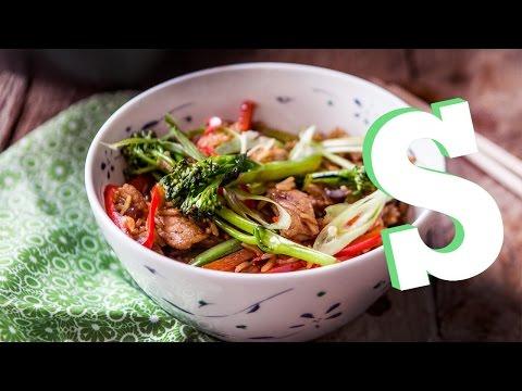 Pork Fried Rice Recipe – SORTED