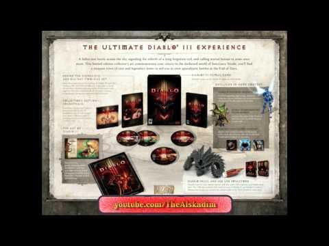 Diablo 3 Collector's Edition Details