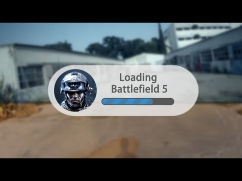 Battlefield 5 On Google Glasses