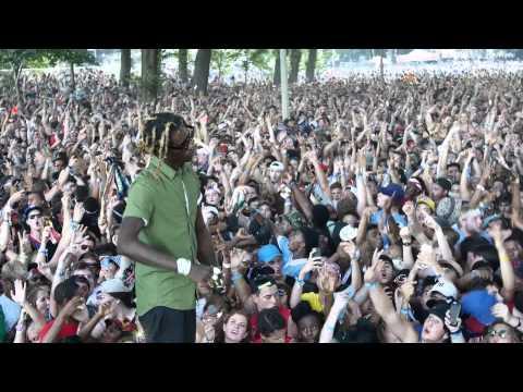 Young Thug #TOURLIFE VLOG: Lollapalooza