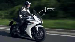 4. New 2014 Honda CBR650F