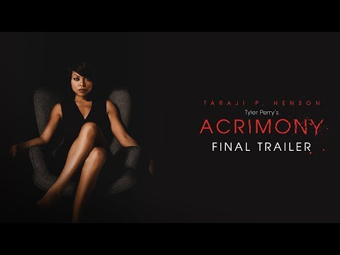 Tyler Perry's Acrimony (2018 Movie) Final Trailer – Taraji P. Henson