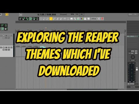 Exploring Some of the Best (and Worst) Reaper Themes Installed on My Computer