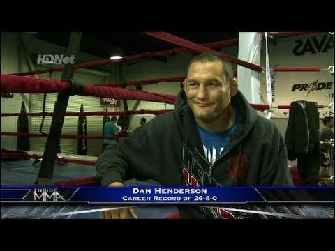 Ron Kruck Interviews Dan Henderson talks upcoming Strikeforce Fight