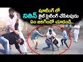 Nithin Superb Jail Fight Making Of Lie  || Lie Movie Making Video || 2017