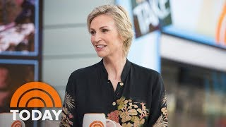 """She's well known for """"Glee"""" and """"Hollywood Game Night,"""" but now Jane Lynch is taking the real-life role of Attorney General Janet Reno in the new miniseries """"Manhunt: Unabomber."""" She tells TODAY she admired Reno for her independence and for owning up to her mistakes at the Waco siege, and also talks about her recent singing engagement.» Subscribe to TODAY: http://on.today.com/SubscribeToTODAY» Watch the latest from TODAY: http://bit.ly/LatestTODAYAbout: TODAY brings you the latest headlines and expert tips on money, health and parenting. We wake up every morning to give you and your family all you need to start your day. If it matters to you, it matters to us. We are in the people business. Subscribe to our channel for exclusive TODAY archival footage & our original web series.  Connect with TODAY Online!Visit TODAY's Website: http://on.today.com/ReadTODAYFind TODAY on Facebook: http://on.today.com/LikeTODAYFollow TODAY on Twitter: http://on.today.com/FollowTODAYFollow TODAY on Google+: http://on.today.com/PlusTODAYFollow TODAY on Instagram: http://on.today.com/InstaTODAYFollow TODAY on Pinterest: http://on.today.com/PinTODAYJane Lynch Talks About Playing Janet Reno In 'Manhunt: Unabomber'  TODAY"""