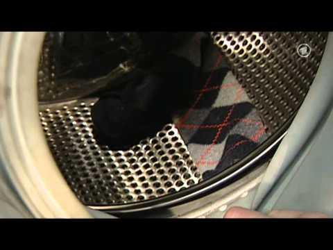 Das Geheimnis der verschwundenen Socke