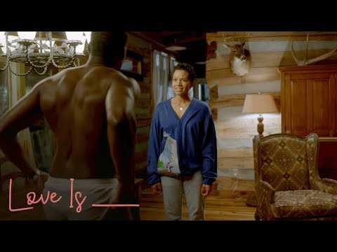 Keith Drunkenly Confesses a Personal Secret to Nuri | Love Is___ | Oprah Winfrey Network