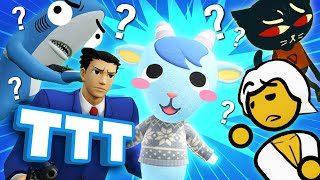 EVERYONE IS SWITCHING ROLES?! | Gmod TTT