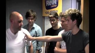 One Direction random moments