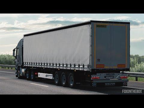 Trailer Wielton Pack v1.1 Schumi 1.35
