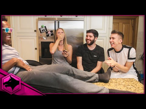 READING PERVERTED COMMENTS W/ THE SIDEMEN!!