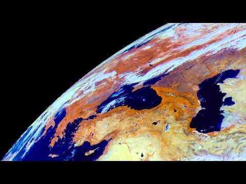Europe from Elektro-L