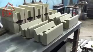 Lego brick - groove. Ermani hiper-85. automat