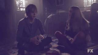 [vid info:] a look into Tate and Violet's disturbing relationship as it has developed over a few weeks to the point where Violet...