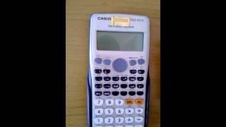 Mở máy tính Casio ES 570 bằng kích lửa - Đã ai thử chưa? :3