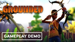 44 Minutes of Grounded Single-Player Gameplay (With Commentary) by IGN