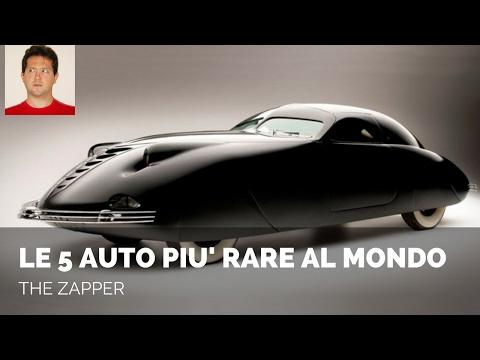 le 5 auto più rare del mondo