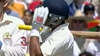Stuart MacGill vs Aakash Chopra- a mismatch of gargantuan proportions