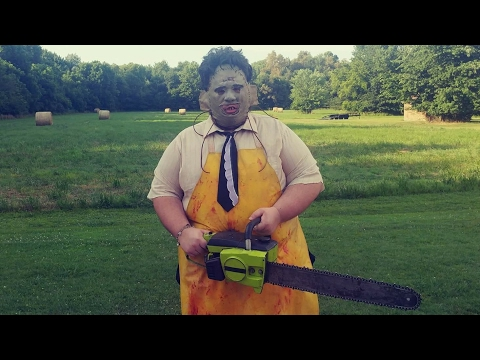 Leatherface costume 2017 -The Texas Chainsaw Massacre 1974