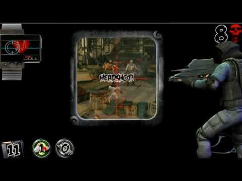 Video of Shooting club 3: Zombies