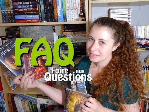 FAQ - Etudes, Irlande, Projets, Disney... видео