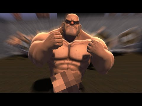 GRUESOME BATTLES! | GORN (HTC Vive Virtual Reality)