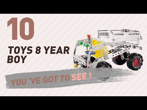 Toys 8 Year Boy, Uk Top 10 Collection // New & Popular 2017