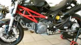3. Ducati Monster 1100  EVO 100 Hp 2012 * see also Playlist