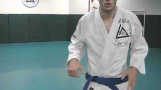 How to tie a Brazilian Jiu Jitsu Belt