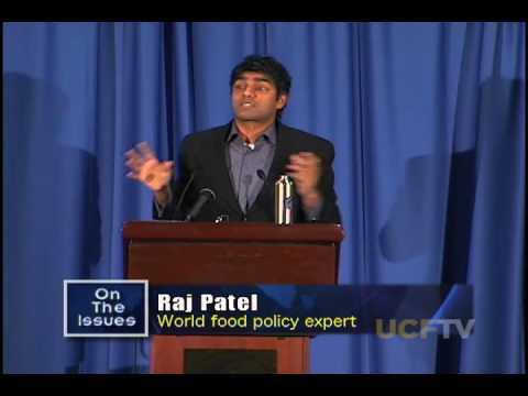UCF On The Issues – Raj Patel on Food Supply