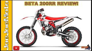 6. 2019 Beta 200RR Review - 2 Stroke Enduro