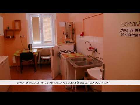 TV Brno 1: 16.1.2017 Bývalá Ldn na Červeném kopci bude opět sloužit zdravotnictví.