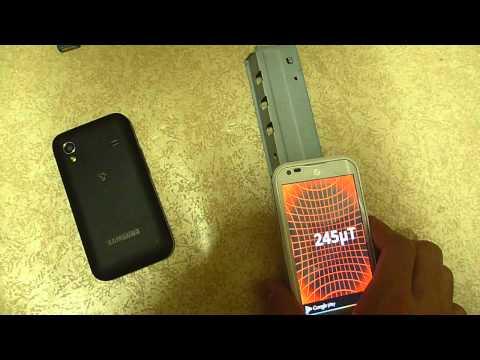 Video of Metal Detector