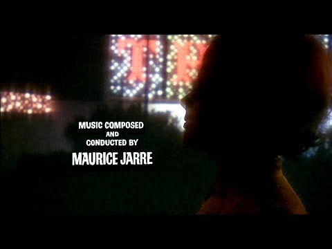 Maurice Jarre - The Only Game in Town (Opening Titles)