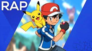 Rap de Ash Ketchum (Pokemon) - Shisui :D - Rap tributo nº 4