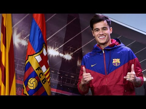 (Official) Philippe Coutinho Barcelona Player - Pressentation HD