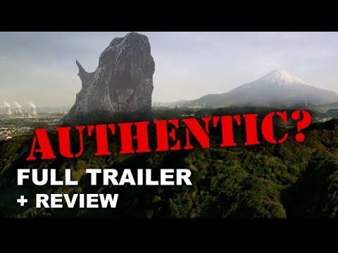 review trailer - Godzilla debuts an extended trailer for 2014! Watch it today with a trailer review! http://bit.ly/subscribeBTT Godzilla debuts an extended trailer for 2014 a...