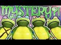 TEENAGE MUTANT NINJA TURTLES MYSTERY?! | Amazing Frog ADVENTURES (TMNT FROGS)