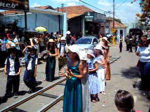 Juquiratiba - Desfile em Conchas - 04/12/2010