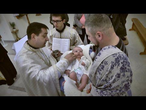 Жива парафія. Таїнство Хрещення