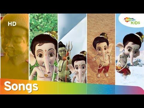 Ganesh Chaturthi Special   Bal Ganesh Aao Sunata Hoon Sabko Song for Kids    Shemaroo Kids