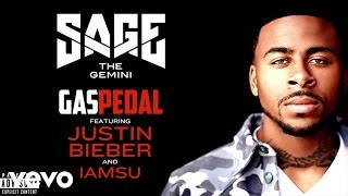 Thumbnail for Sage The Gemini ft. Justin Bieber vs. IamSu — Gas Pedal (Remix)