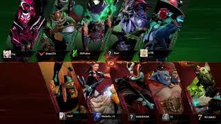 Galaxy Battle || Team Spirit vs HFZ || map 2 || bo3 || by @DD @Zais