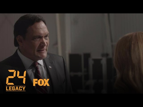 John Arrives To Save His Father | Season 1 Ep. 8 | 24: LEGACY
