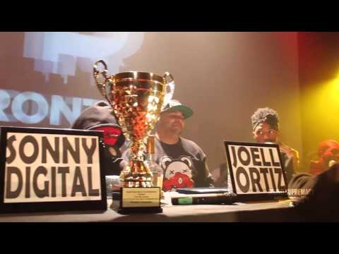 Battle of the Beat Makers 2014 - Part 4 (Metro Boomin. Sonny Digital & Joell Ortiz)