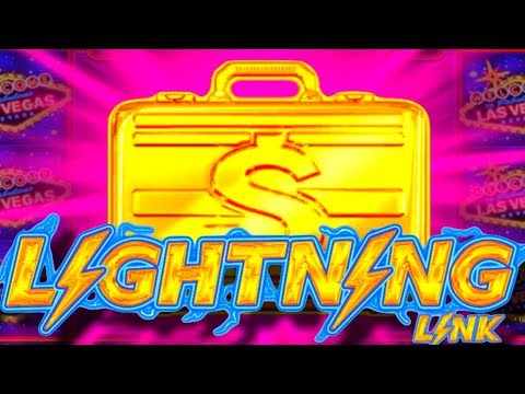 ⚡🤑⚡HUGE WINS! I PLAY EVERY ⚡LIGHTNING LINK ⚡ SLOT MACHINE IN THE CASINO! ⚡Winning W/ SDGuy1234